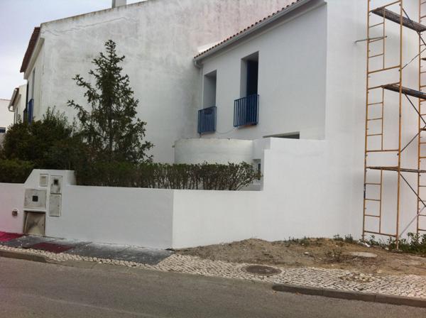 Pintura de fachada - Pintura para fachada ...