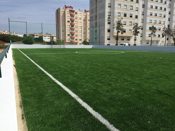Construção de Infraestrutura Desportiva
