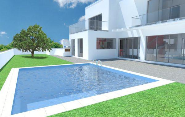 Projecto 3D Moradia
