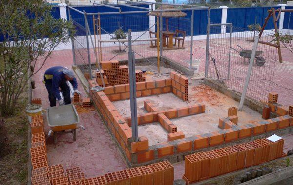 Construção de Canil