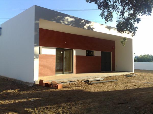 Construção de Escola