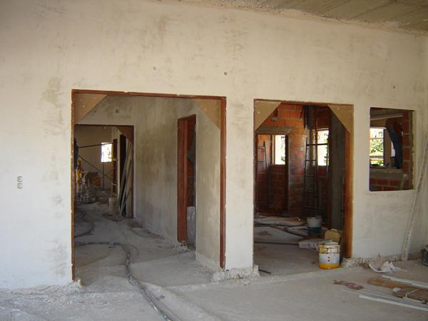 Construção de edifício, ATL em Mafra