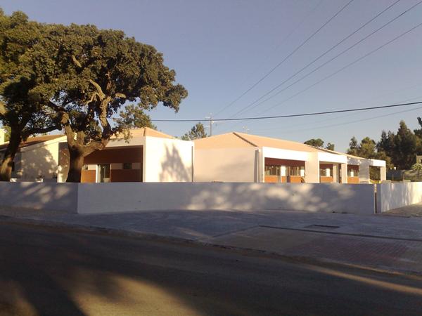 Remodelação de escola